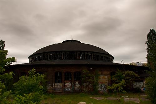 Ringlokschuppen Pankow/Heinersdorf