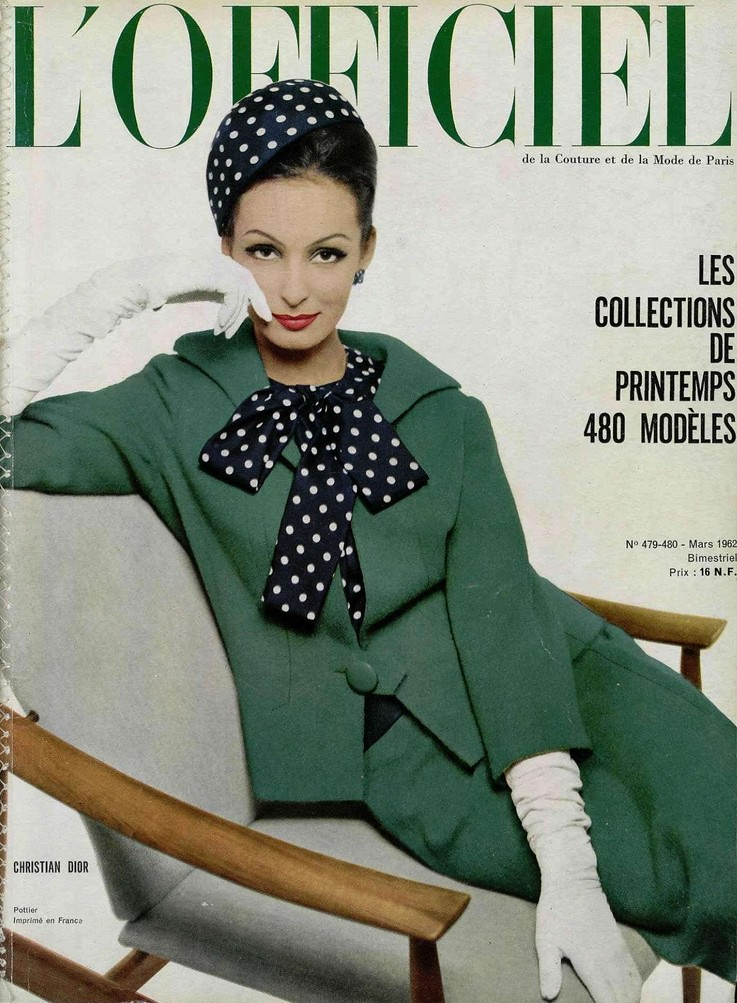 L'Officiel-March 1962