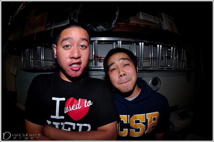 Rhandy & Chris.