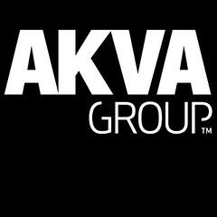 AKVA group logo - secondary negative (AKVAgroup) Tags: logo graphics trademark brand branding aquaculture fishfarming akva akvagroup