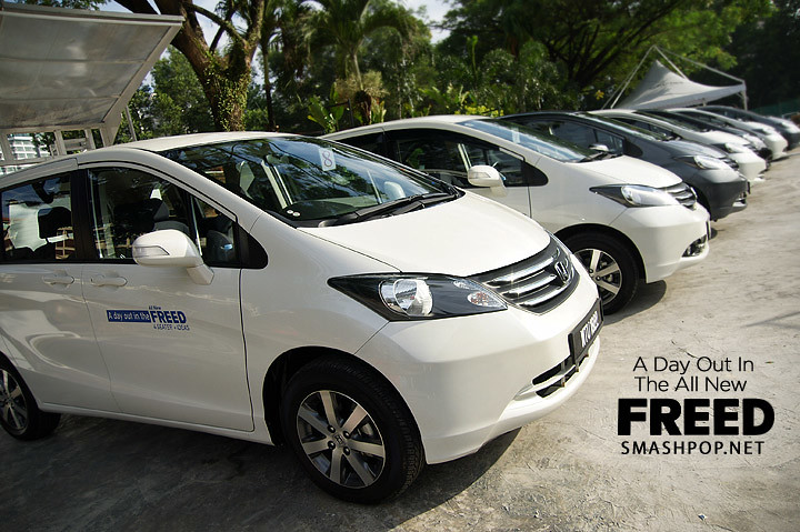 Honda Freed Test Drive Day Out Advertlets