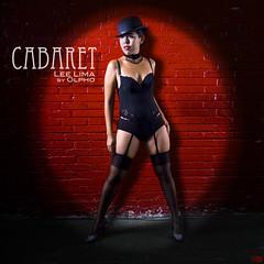 CABARET (OlphoMadrid) Tags: estudio modelo cabaret rodolfo velasco actriz posado canoneos400d artisval rollcreativocom leelima