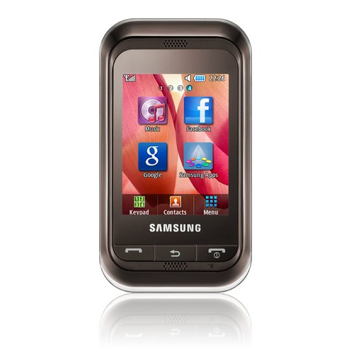 samsung champ pink. TECH: Samsung Champ, new and