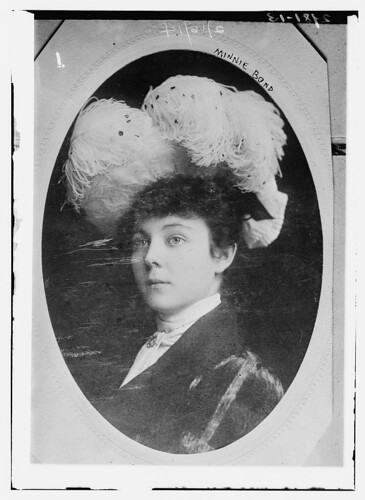 Minnie Bond, from the Library of Congress