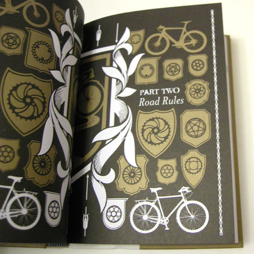 Book_BikeSnob2, Book Cover Design