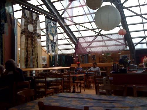 Cafe Mundo in Newport