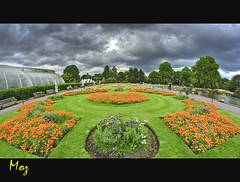 Kew Gardens (Muzammil (Moz)) Tags: uk kewgardens london richmond fisheye moz