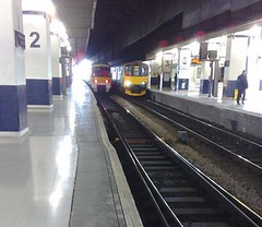 Wobbly platform 1