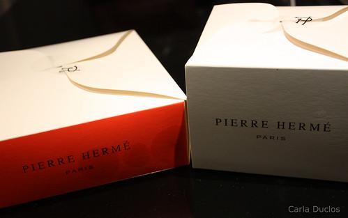 Paris - Pierre Hermé - Macaron