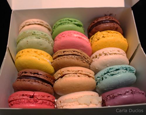 Paris - Ladurée  - Macaron