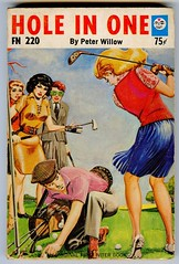 hole in one (unexpectedtales) Tags: fiction vintage book eric paperback crime pulp paperbacks stanton sleaze
