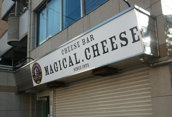 Magical Cheese