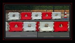 6 - 8 août 2010 Maisons-Alfort Avenue du Général Leclerc Travaux (melina1965) Tags: leica sol collage work lumix îledefrance pavement mosaic collages mosaics august panasonic travail works travaux 2010 août mosaïque mosaïques valdemarne sols maisonsalfort fx10 photoscape mesphotosenmosaïque
