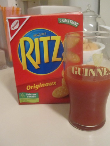 Ritz, Clamato
