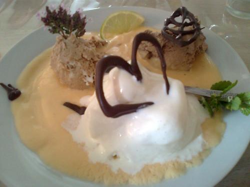 Adam's fødselsdags dessert