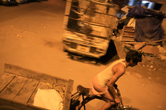 Delhi - due di notte