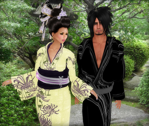 Male and Female Yukatas - Gabriel