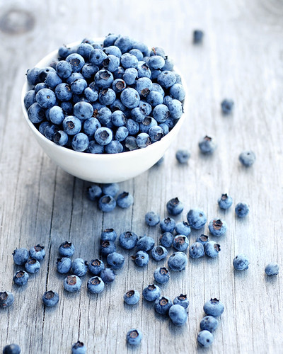 Home-Grown Blueberries
