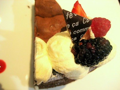 Blissful Cakes from Cafe comme ca