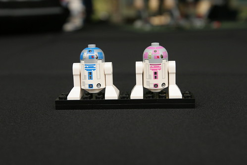R2-D2 and R2-KT