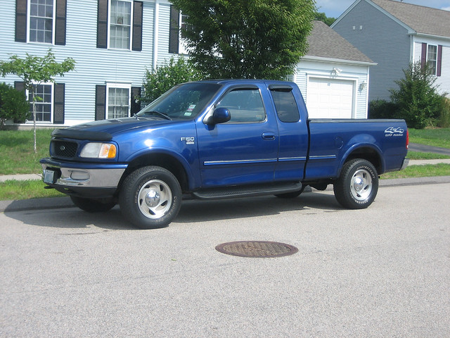 New (to me) truck