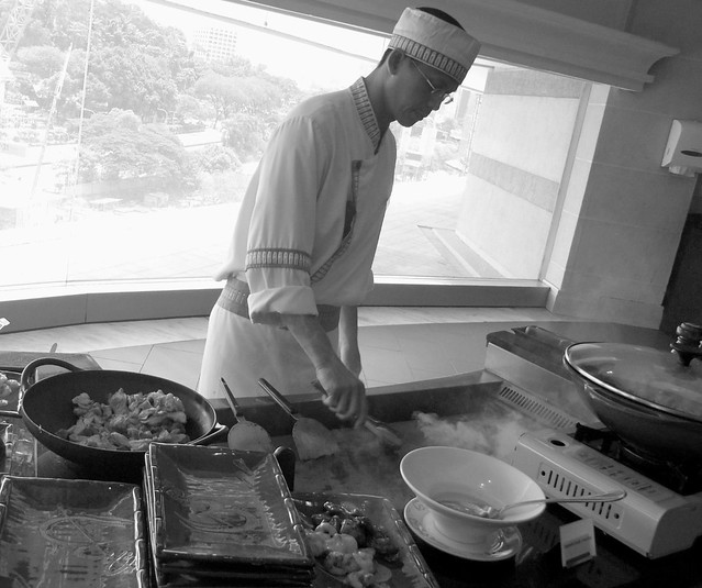 Open Kitchen: Teppanyaki