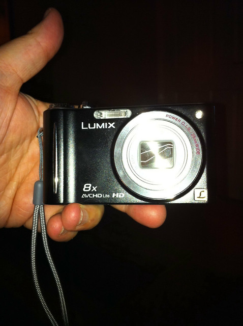My dad's Lumix DMC-ZX3