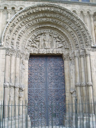 West Door, Rochester Cathedral