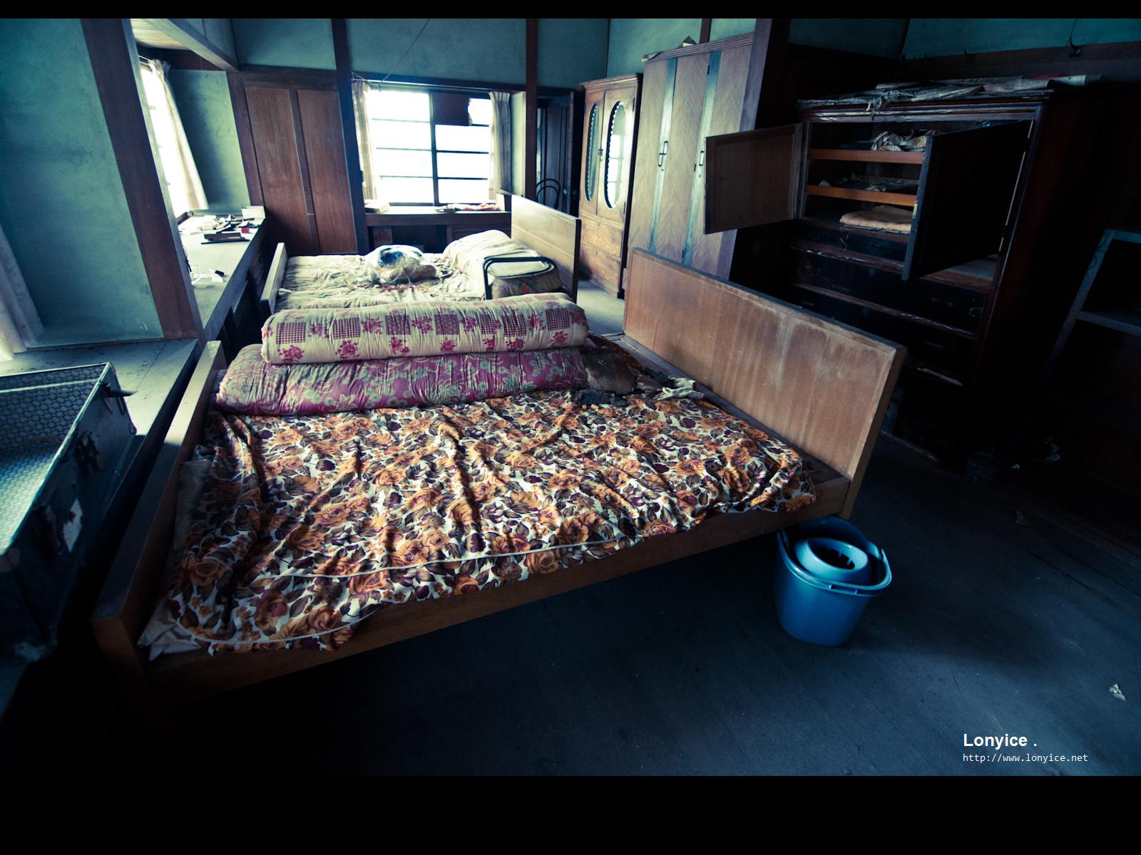 古老的臥房
