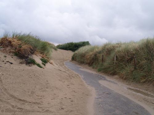 Dunkerque, France, beach