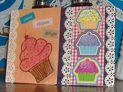 cupcake atc received