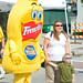 Frenchy and Fans @ National Mustard Day