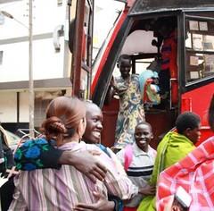 Chegada do grupo (orfaosdosudao) Tags: rescue kenya sudan orphan childrens crianas resgate sudo qunia orfos