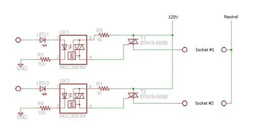 triac schematic