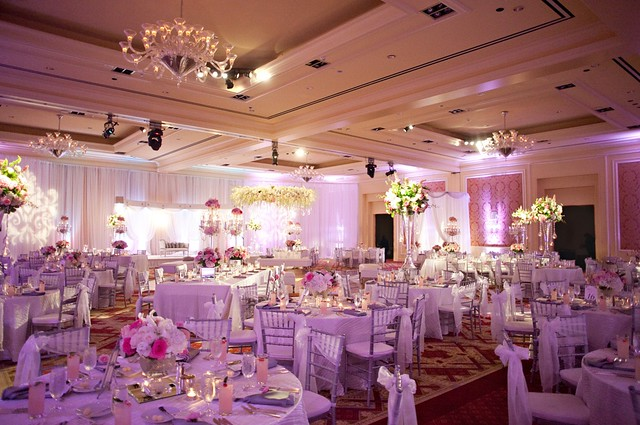 Pretty In Pink Ritz Carlton Wedding Dfw Events