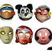 Heroic Rebels Masks 0843