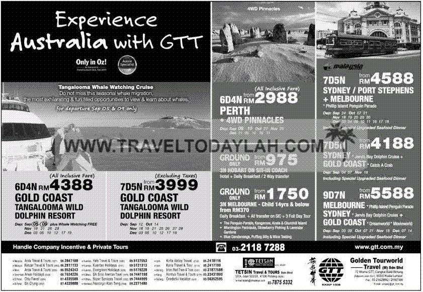 Golden Tourworld Travel Agency