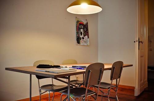 瑞士 ALUFLEX Chair by Armin Wirth