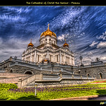 The Cathedral of Christ the Saviour (Храм Христа Спасителя)