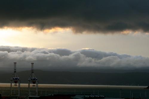Thursday: Creepy Clouds
