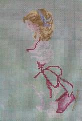 """W.i.p. """"dama della primavera"""" - 14/08/2010"""