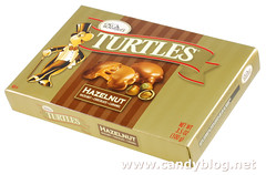 DeMets Turtles Hazelnut