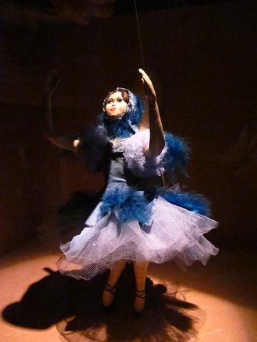 Fairy puppet.