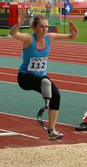 Disability Athletics Challenge (6) (McTumshie) Tags: uka crystalpalace longjump crystalpalacenationalsportscentre ukathletics 15august2010 irispruysen disabilityathleticschallenge