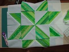 Challenge Quilt 1 Third block 003