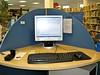 Public Internet workstation