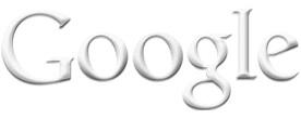 Google Black Logo
