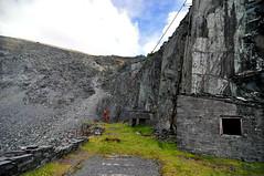 Dinorwic (b3tarev3) Tags: slate quarry caban bothy dinorwic slatequarry dinorwicslatemine welshslatemine inclinehaulage