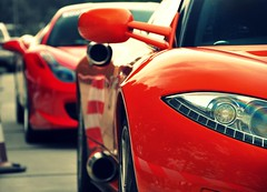 458 - Aileron. (Jurriaan Vogel) Tags: auto italy orange holland cars netherlands dutch car photography italian rotterdam nikon memorial italia dof very fast super ferrari 45 exotic modena audi luxury coupe scuderia exclusive 42 supercar maarten v8 v10 coup ahoy vogel 2010 f430 430 zeewolde pininfarina v12 18105 spyker d60 jurriaan c8 458 aileron worldcars maartenmemorial 18105vr 570bhp