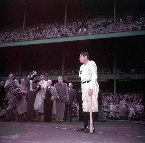 Babe Ruth [Yankees]